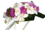 Bouquet Noiva Peónia Shock