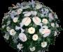 Coroa de Flores 70CM