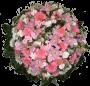 Coroa de Flores 80CM