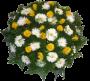 Coroa de Flores 50 CM