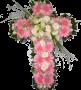 Cruz de Flores 75CM